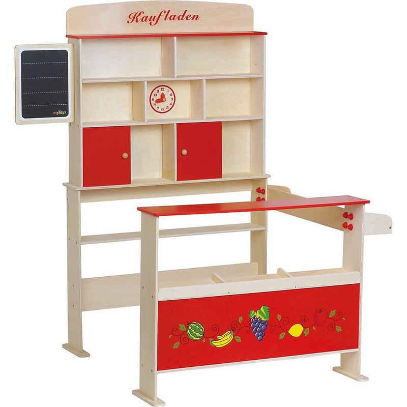 myToys Kaufladen »Kaufladen aus Holz«