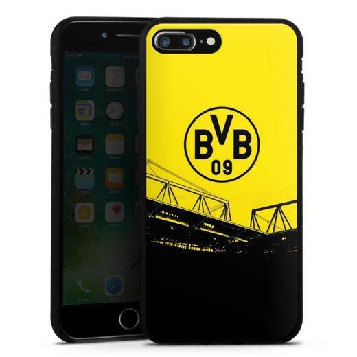 DeinDesign Handyhülle »Stadion Schwarz-Gelb - BVB« Apple iPhone 7 Plus, Hülle Borussia Dortmund BVB Fanartikel