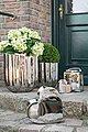 Fink Übertopf »TULIP, silberfarben« (1 Stück), dekorativer Blumentopf, handgefertigt, aus Keramik, glänzend, verschiedene Durchmesser erhältlich, Vase, Wohnzimmer, Bild 3