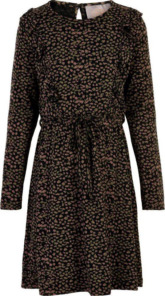 creamie -  Jerseykleid »DRESS LEO« mit modischen Rüschen