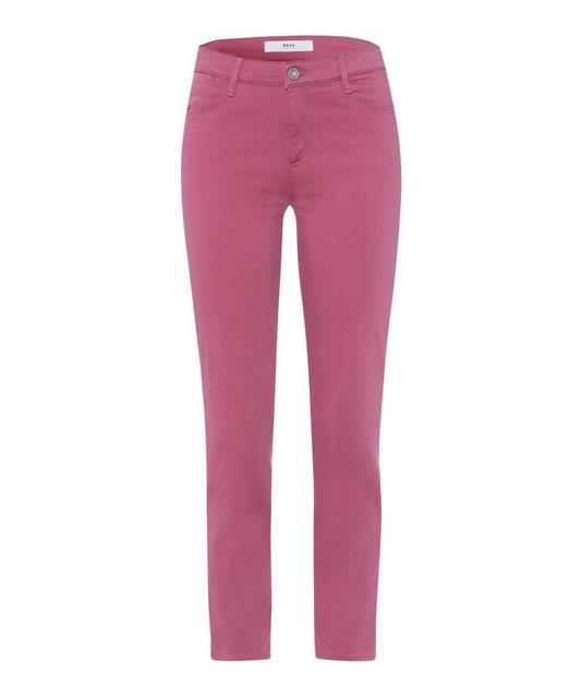 Hosen - Brax 5 Pocket Jeans »Style Shakira S« › rot  - Onlineshop OTTO