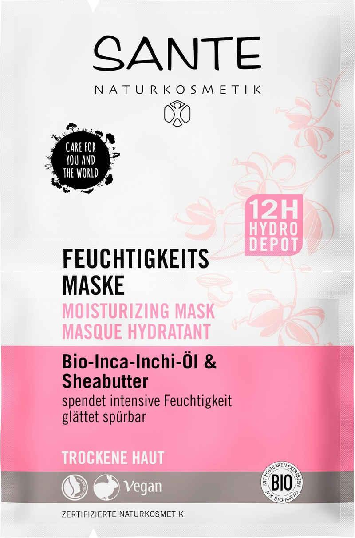 SANTE Gesichtsmaske »Feuchtigkeits Maske«