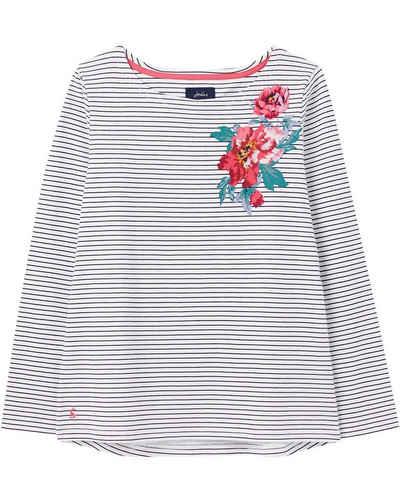 Tom Joule Sweatshirt »Langarm-Shirt Harbour Print«