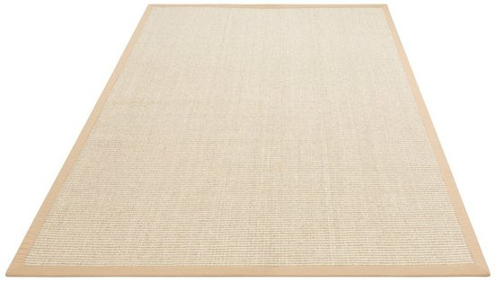 Teppich »Sumati«, Home affaire, rechteckig, Höhe 6 mm, Echt Sisal, Wohnzimmer