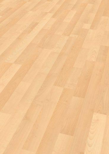 EGGER Laminat »HOME Premium Ahorn«, 1,985 m²/Pkt., Stärke: 8 mm