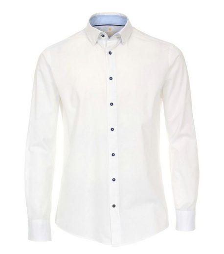 Redmond Langarmhemd »211735110« Button Down Kragen