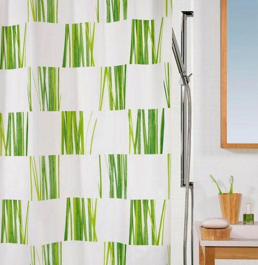 spirella Duschvorhang »Seagrass« Breite 180 cm