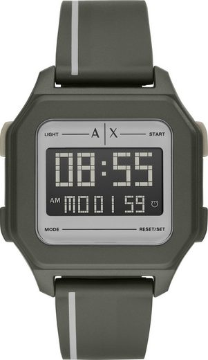 ARMANI EXCHANGE Digitaluhr »AX2953«