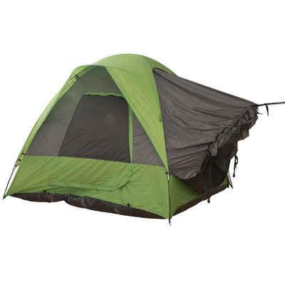 Outsunny Gruppenzelt »Campingzelt für 4-5 Personen«