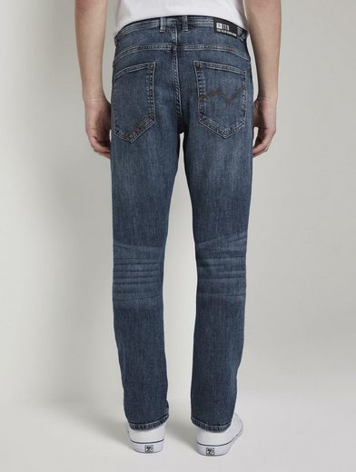 TOM TAILOR Denim Slim-fit-Jeans »Conroy Tapered Jeans«
