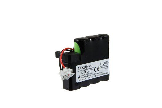 AccuCell »NC Akku passend für Braun Perfusor Compact CE Konf« Akku