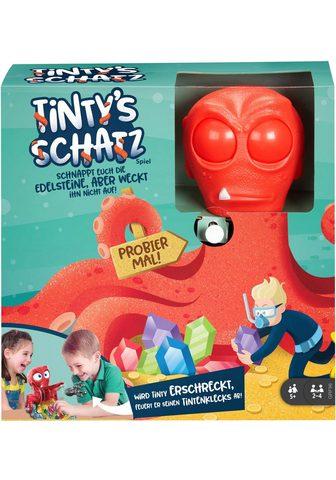 Mattel games Spiel »Tinty's Schatz«