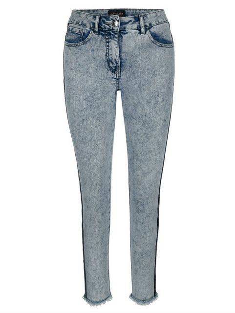 Hosen - Amy Vermont Slim fit Jeans mit Zierband ›  - Onlineshop OTTO
