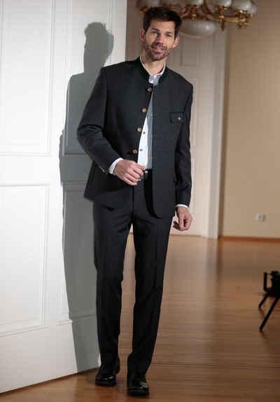 Murk Anzug (2-tlg) Herren, mit Knöpfen in Hornoptik