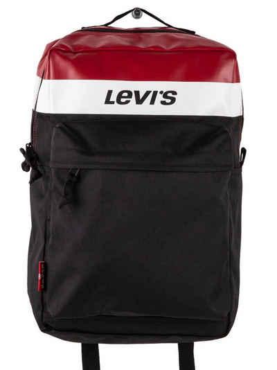Levi's® Cityrucksack, mit modischem Logo Schriftzug