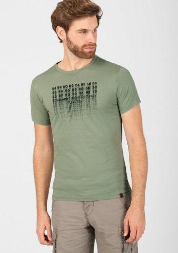 TIMEZONE T-Shirt »Simple Type T-Shirt 2«