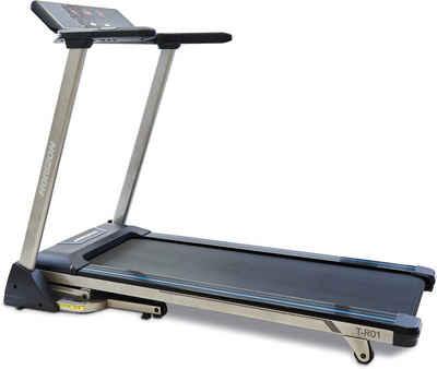 Horizon Fitness Laufband »T-R01«, Lieferung im aufgebauten Zustand;Direktwahltasten;Featherlight Folding