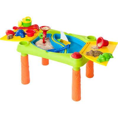 myToys Spieltisch »myToys Sand- und Wasserspieltisch«