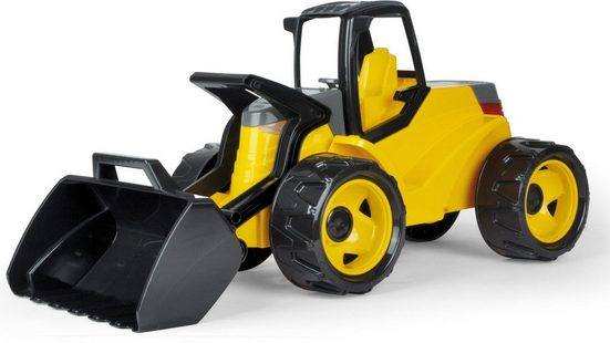 Lena® Spielzeug-Radlader »Giga Trucks, Aufsitz-Schaufellader Pro«