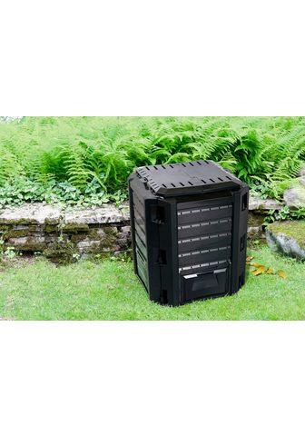 Prosperplast Komposter »380 l« BxTxH: 72x72x83 cm 3...