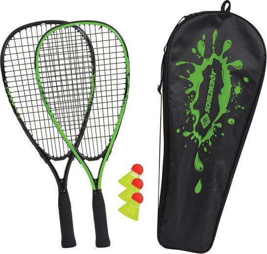 Schildkröt Badmintonschläger »Speed Badminton Set«