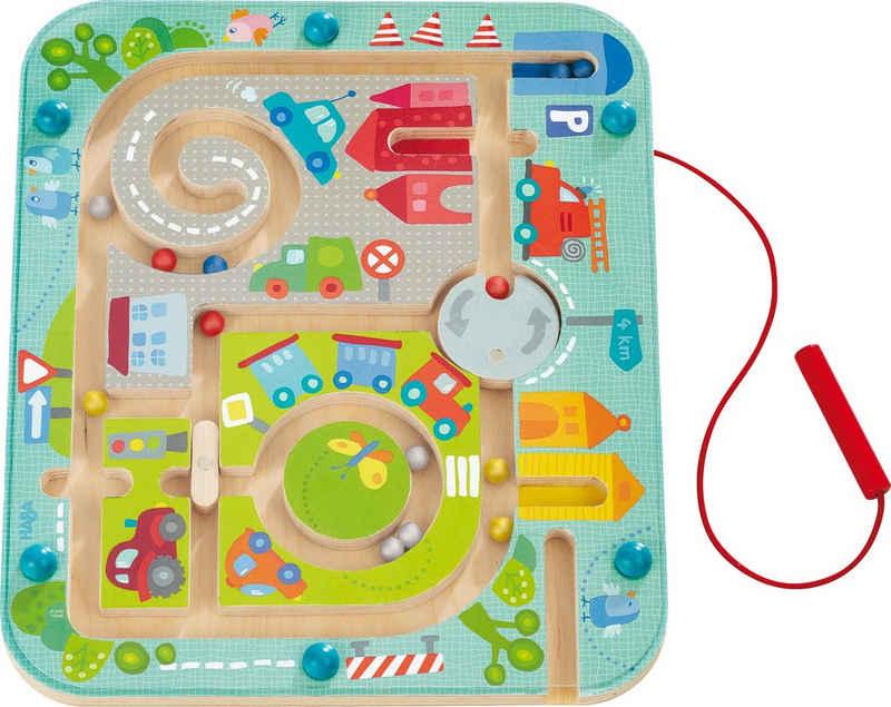Haba Spiel, Magnetspiel »Stadtlabyrinth«
