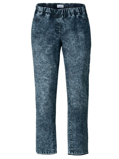 Hosen - Angel of Style by Happy Size Jeggings › blau  - Onlineshop OTTO
