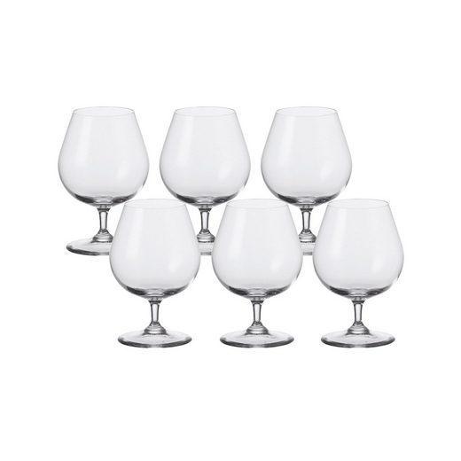 LEONARDO Glas »Cognac Glas 6er-Set Ciao+« (6-tlg)