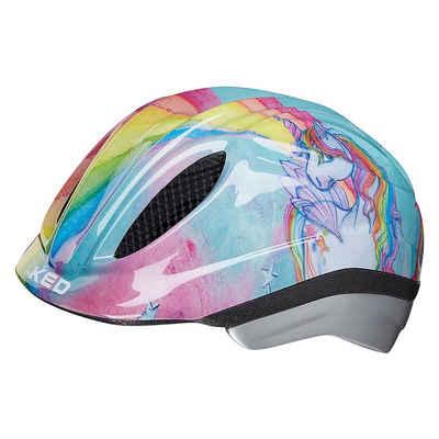 KED Helmsysteme Kinderfahrradhelm »Einhorn Paradies Fahrradhelm Meggy Originals«