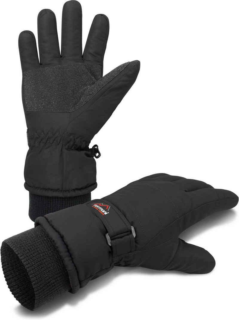 normani Skihandschuhe »Winterhandschuhe mit 3M Thinsulate™ (40 g)« Wasserdichte Snowboardhandschuhe mit warmen Fleece für Damen und Herren