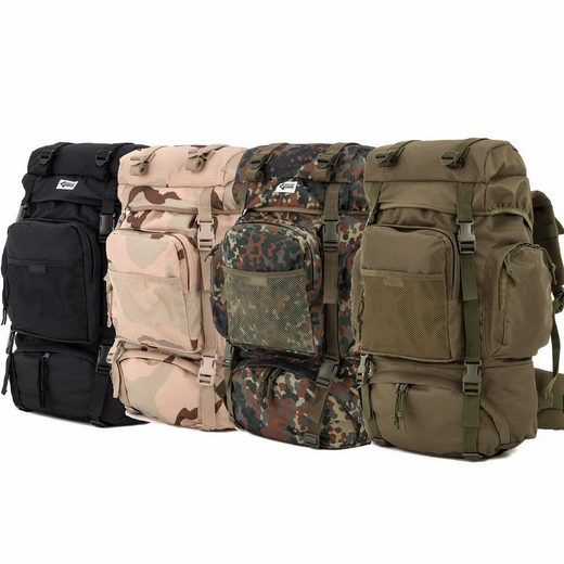 Commando-Industries Wanderrucksack »Tactical Rucksack 65 L«