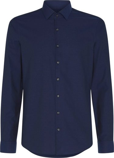 Calvin Klein Businesshemd »DOBBY EASY CARE SLIM SHIRT«
