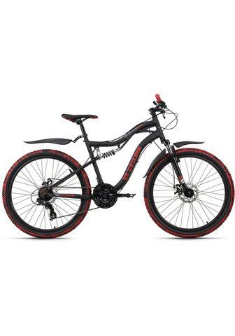 KS Cycling Kalnų dviratis »Crusher« 21 Gang Shima...
