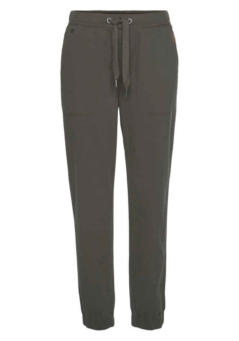 Ragwear Jogger Pants »ZANNAH« mit praktischem Gummizug-Bund