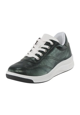 heine Sneaker su Metallic-Effekt