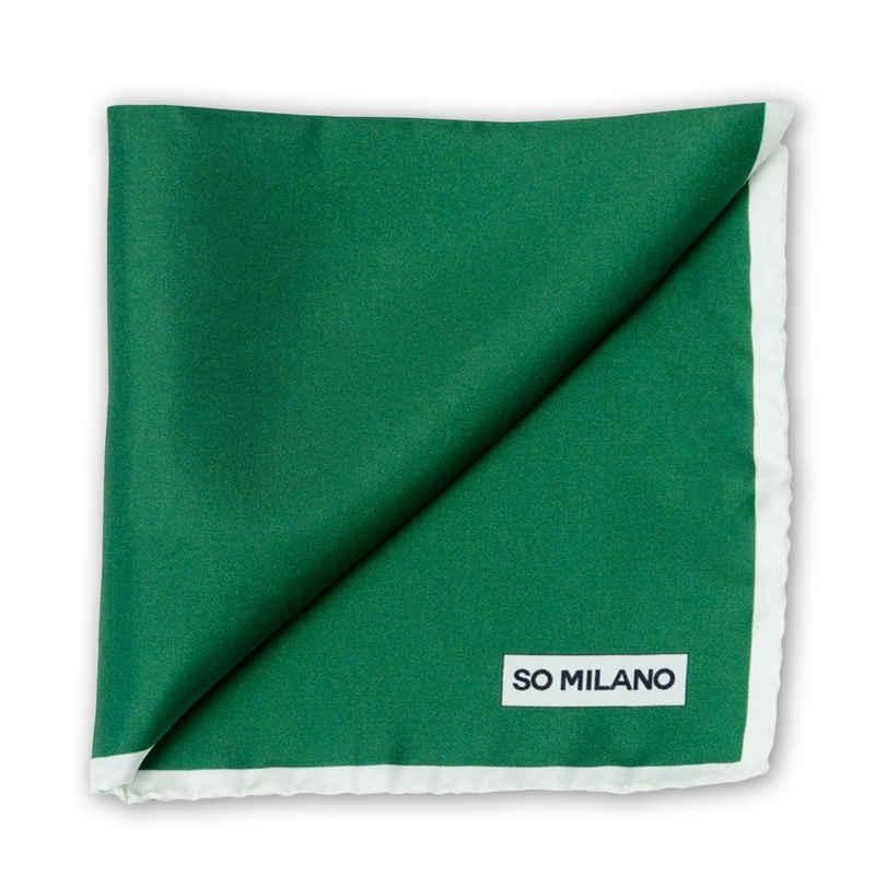 So Milano Einstecktuch »EDGE«, Made in Italy