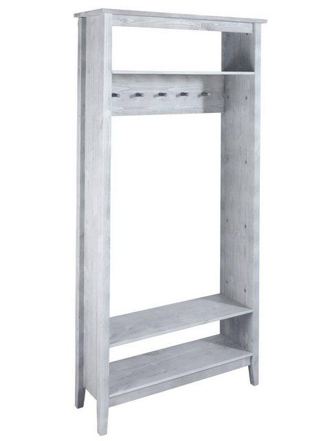 Garderoben Sets - Standgarderobe aus Massivholz  - Onlineshop OTTO