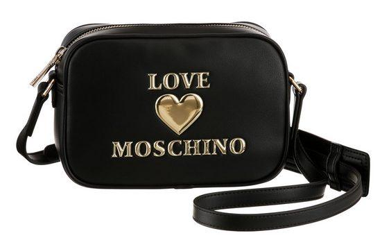LOVE MOSCHINO Mini Bag, mit modischer Herz Applikation