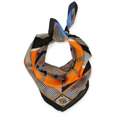 halsüberkopf Accessoires Dreieckstuch »Nicky Tuch 70x70 cm« modisches Dreieckstuch im Mustermix