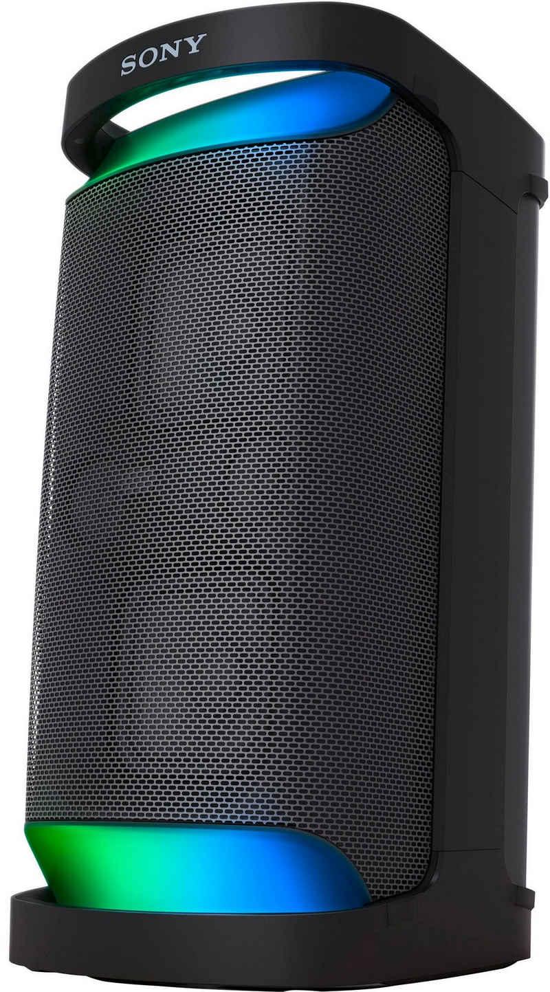 Sony SRS-XP500 Bluetooth-Lautsprecher (A2DP Bluetooth, Bluetooth)