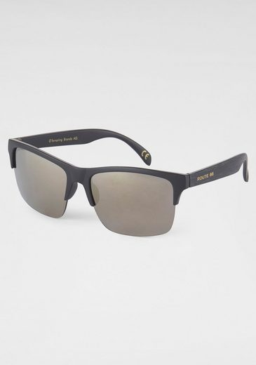 ROUTE 66 Feel the Freedom Eyewear Wayfarer im Wayfarer-Look