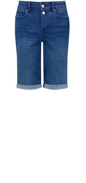 Hosen - NYDJ Briella Short in Premium Denim »in Premium Denim« › blau  - Onlineshop OTTO