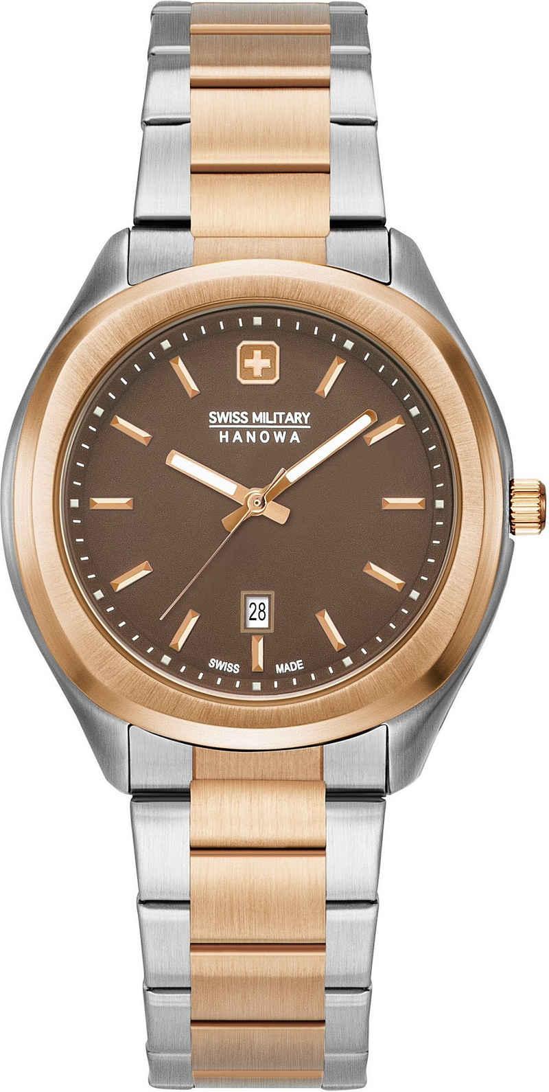 Swiss Military Hanowa Schweizer Uhr »ALPINA, 06-7339.12.005«