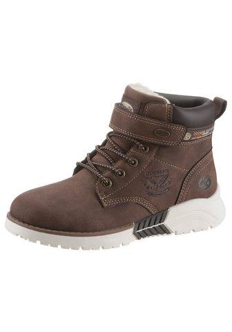 Dockers by Gerli Žieminiai batai su Klettverschluss
