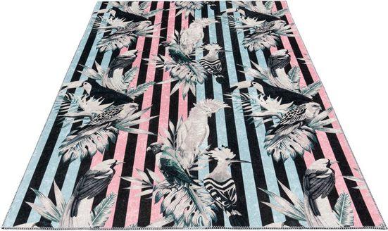 Teppich »Exotic 11m«, Obsession, rechteckig, Höhe 5 mm, Kurzflor