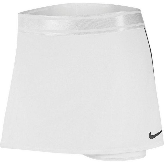 Nike Tennisrock »W NKCT DRY SKIRT STR« | Sportbekleidung > Sportröcke | Nike