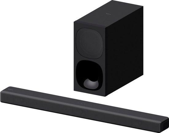 Sony HT-G700 3.1 Soundbar (Bluetooth, 400 W, mit Subwoofer)