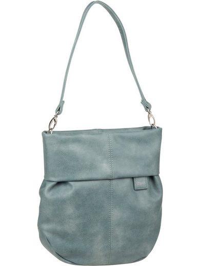 Zwei Handtasche »Mademoiselle M100«, Beuteltasche / Hobo Bag