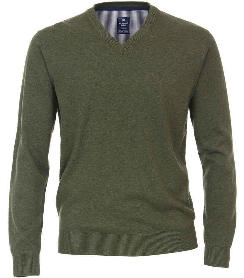 Redmond V-Ausschnitt-Pullover »600«