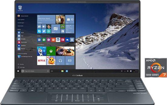 Asus UM425UA-KI224T Notebook (35,56 cm/14 Zoll, AMD Ryzen 7, 512 GB SSD)